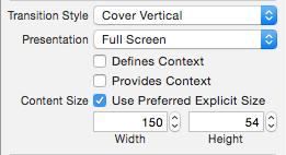 Content Size